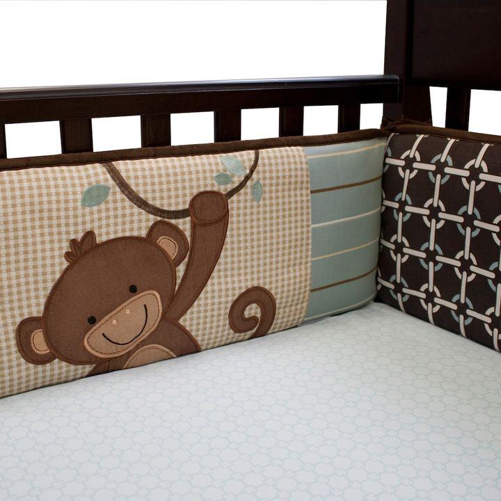 Lambs & Ivy Lambs and Ivy Giggles Crib Sheet