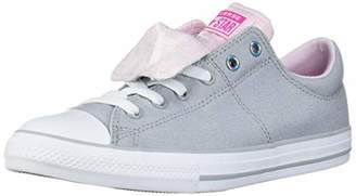 Converse Girls' Chuck Taylor All Star Maddie Double Tongue Slip-On Low Top Sneaker