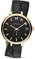 Marc by Marc Jacobs Sally Leather Strap Wrap Watch, 36mm - 100% Exclusive