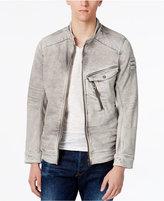 G Star Men's Raw Denim Moto Jacket