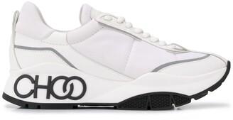 Jimmy Choo Raine logo sneakers