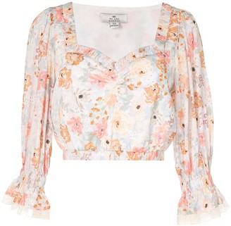 We Are Kindred Jessa cropped top