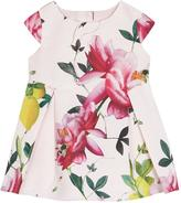 Ted Baker Baby Girls Floral Printed Dress