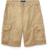 Ralph Lauren Cotton Twill Cargo Short