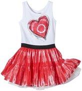 Desigual Girl's VEST_VANDALA_42V3092 Dress - -