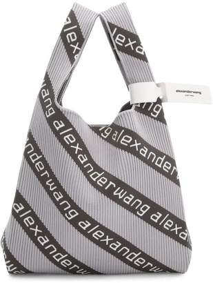 Alexander Wang Medium Knit Jacquard Shopper