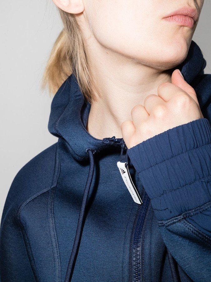 Thumbnail for your product : adidas by Stella McCartney Half-Zip Training Sweatshirt