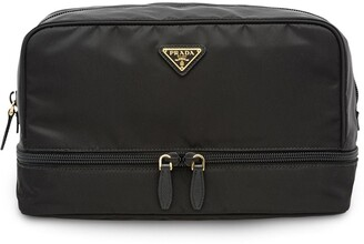 Prada Nylon bag with jewelry case