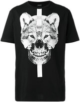 Marcelo Burlon County of Milan Moises T-shirt - men - Cotton - XS