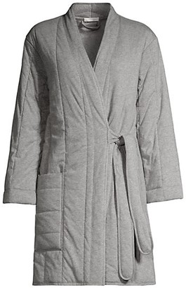 Skin Stormie Short Quited Robe