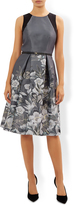 Monsoon Nadine Sleevless Print Dress