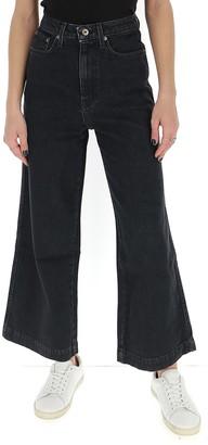 Nanushka Wide Leg Jeans
