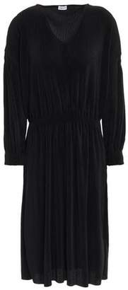 Filippa K Plisse Stretch-jersey Dress