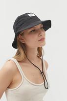 Urban Outfitters Safari Drawstring Bucket Hat