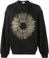 Dries Van Noten Psychedelic Embroidered Sweatshirt