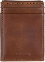Claiborne Wide Magnetic Front-Pocket Wallet