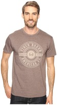 Cinch Short Sleeve Raglan Jersey Tee