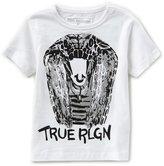 True Religion Little Boys 2T-7 Cobra Short-Sleeve Tee