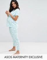 Asos Star T-Shirt and Legging Set