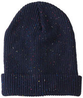 Aeropostale Mens Ribbed Cuffed Speckle Beanie