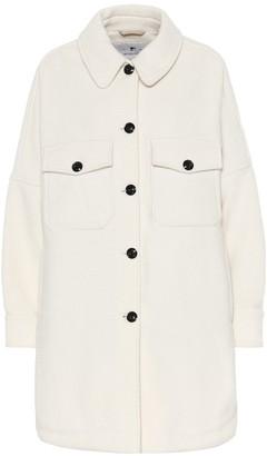 Woolrich W's Chamois wool-blend jacket