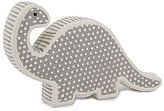 Mud Pie Dinosaur Striped & Dotted Bank