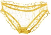 Tonsee Women's Sexy Panties See-through Knickers Lingerie Underwear
