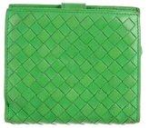 Bottega Veneta Intrecciato Compact Wallet