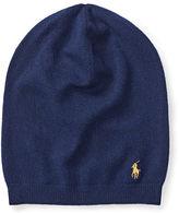 Ralph Lauren 7-16 Slouchy Wool Hat