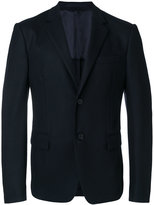 Prada notched lapel blazer