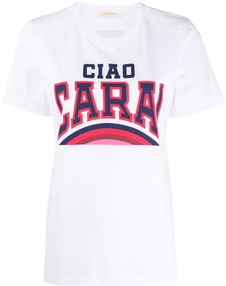 La DoubleJ Ciao Cara T-shirt