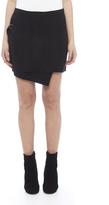 J.o.a. Suede Tube Skirt