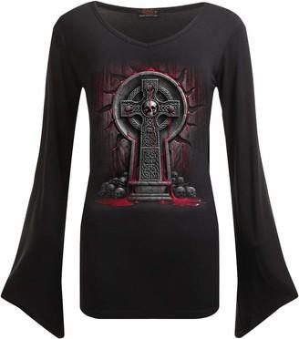 Spiral Direct - Reaper Blues - Longsleeve T-Shirt Black - XXL