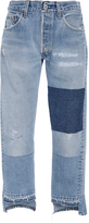 Nili Lotan Franki Patch Jeans