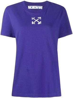 Off-White Spray Arrows slim-fit T-shirt