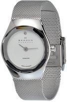 Skagen Women's 432SSSS Quartz Stainless Steel Dial Watch
