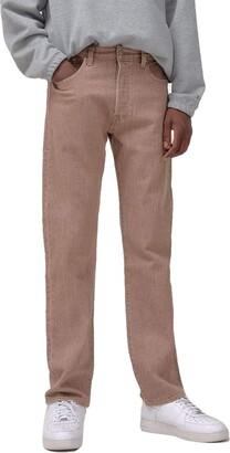 Levi's Men's 501 Original Fit Jean Clean Rigid 32W x 32L