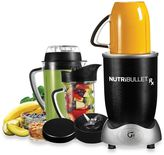 Magic Bullet NutriBullet® RX Nature's Prescription Superfood Nutrition Extractor in Black