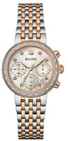 Bulova Diamonds Collection Watch