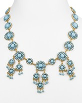 BaubleBar Sundrop Bib Necklace, 17""