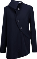 J.W.Anderson Asymmetric stretch wool-blend twill jacket