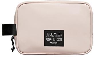 Jack Wills Loughton Rubberised Washbag