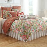 Dena HomeTM Dakota European Pillow Sham in Coral