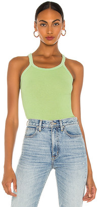 RE/DONE x Hanes Ribbed Tank