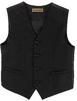 Class Club Gold Label Big Boys 8-20 Pinstripe Vest