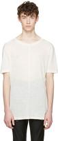 D.gnak By Kang.d White Rings T-shirt