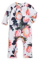 Molo Infant Girl's Fiona Dog Print Romper