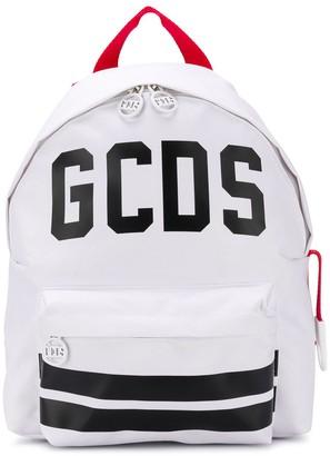 Gcds Kids Logo Print Backpack