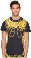 Versace T-Shirt EB3GPB746 Men's T Shirt