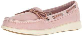 Sperry Top Sider Women's Oasis Canal Canvas Boat Shoe